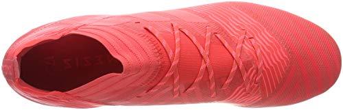 de Cblack adidas Redzes Nemeziz Chaussures 17 FG 2 Homme Rouge Football Reacor Z7SnqfX71