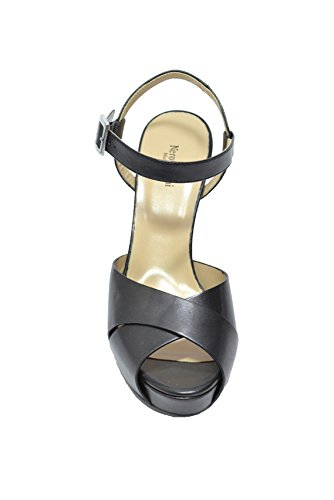 P717900de Elegante Scarpe Giardini Sandali 7900 Nero Donna 4qvY711