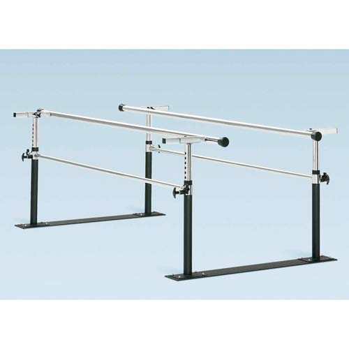 Bailey Manufacturing Co. 7' Folding Parallel Bars, 92 Pound