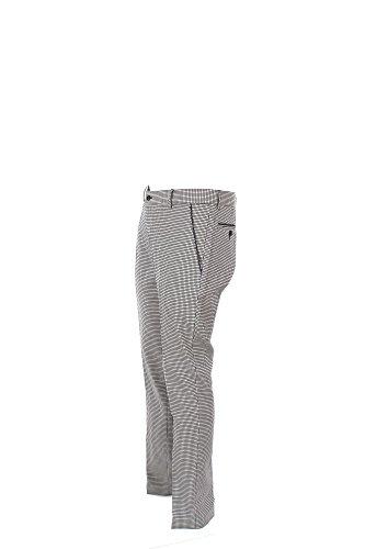Pantalone Uomo Daniele Alessandrini 50 Blu/bianco P3347n7723700 1/7 Primavera Estate 2017
