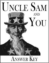 Uncle Sam and You Answer Key (Sam Answer Key)