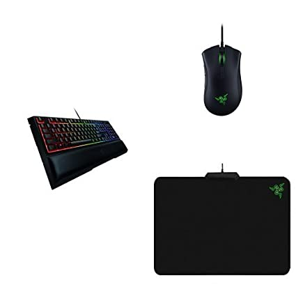43298eda51f Amazon.com: Razer Ornata Chroma – Mecha-Membrane Gaming Keyboard ...