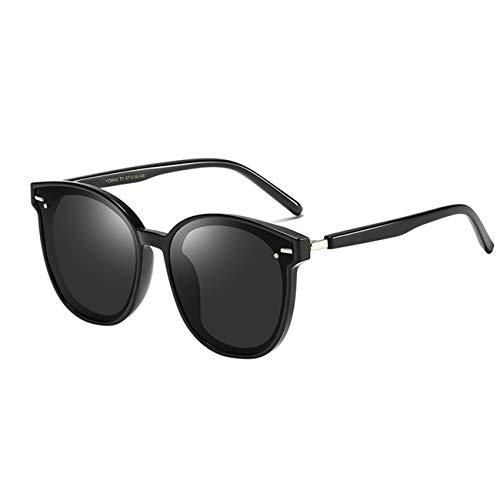 Cookisn Classic Men Women Polarized Sunglasses Driving Square Shades Brand Designer Sun Glasses UV400 Eyewear Black