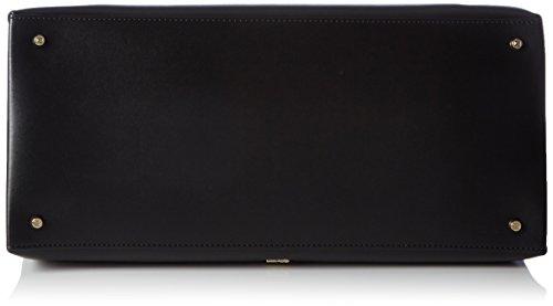 CavalliViper 005 - Bolsa de Asa Superior Mujer Multicolor - Mehrfarbig (Black/Offwhite F36)