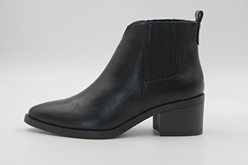 Dunes Womens Olivia Boots Black AdJrlVpgF