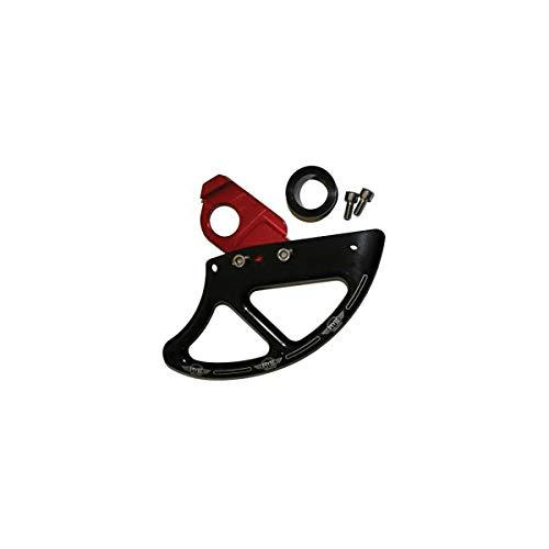 02-19 HONDA CRF450R: Pro Moto Billet Sharkfin Rear Disc Guard