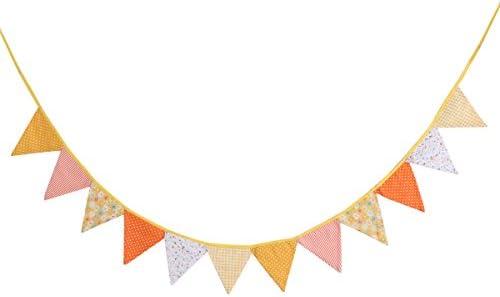 Amazon.com: Tinksky - Banderines de cumpleaños para niños ...