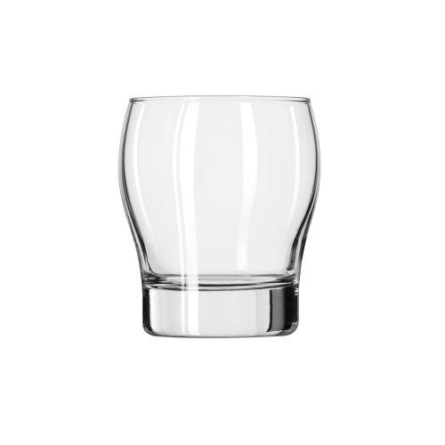 (Libbey 2392 Perception 9 Ounce Rocks Glass - 24 / CS)