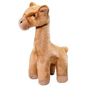 Fluff & Tuff Tina the Alpaca Plush Dog Toy