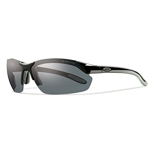 Smith Optics Parallel Max Sunglasses (Black,Polarized - Polarized Max Sunglasses Parallel Smith