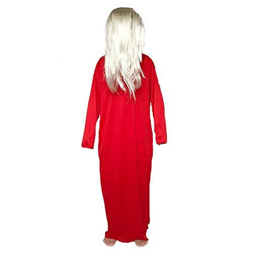 Coz' Place Halloween Horrible Sadako Costume for Halloween Christmas Mascarade -