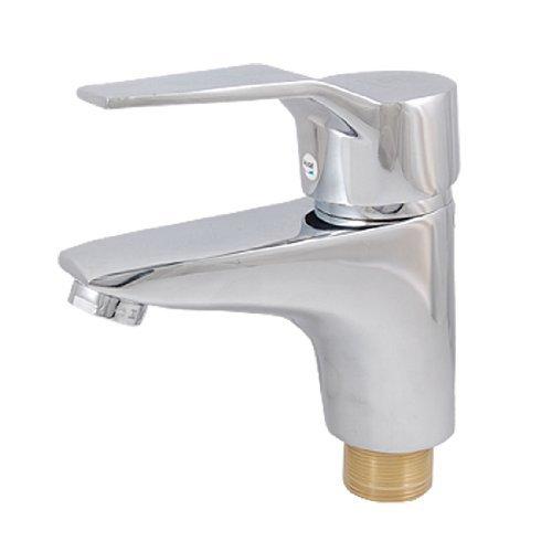 DealMux bacia banheiro nico punho acabamento cromado Toque Mixer torneira da pia