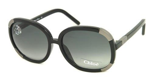 07af5cf92ab AUTHENTIC CHLOE SUNGLASSES CL 2119 BLACK  Amazon.co.uk  Clothing