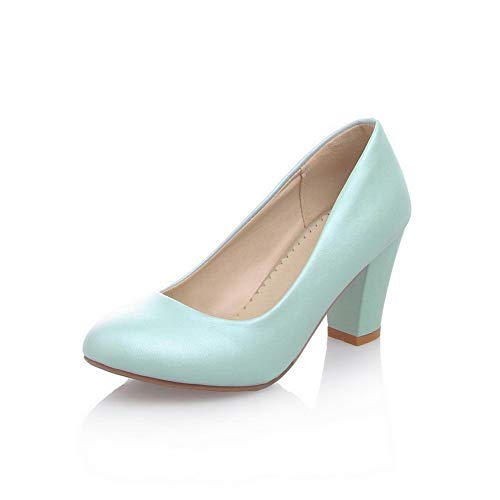 Femme SDC05532 5 Compensées EU 36 Bleu Bleu Sandales AdeeSu B0tnvWAq