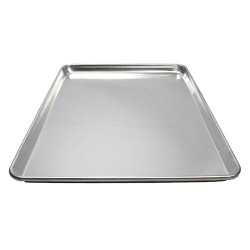 Winware 18 Inch x 26 Inch Aluminum Sheet Pan Set of 12 by Winware by Winco