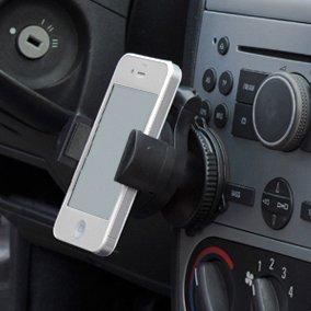 Universal KFZ Auto Halter Halterung mit Kugelgelenk