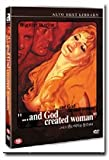 ...And God Created Woman (Korean Release) Region 3