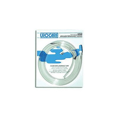 UC6061EA - Clear-Vinyl Extension Tubing with Adaptor and Cap 9/32 I.D. x 60 ()