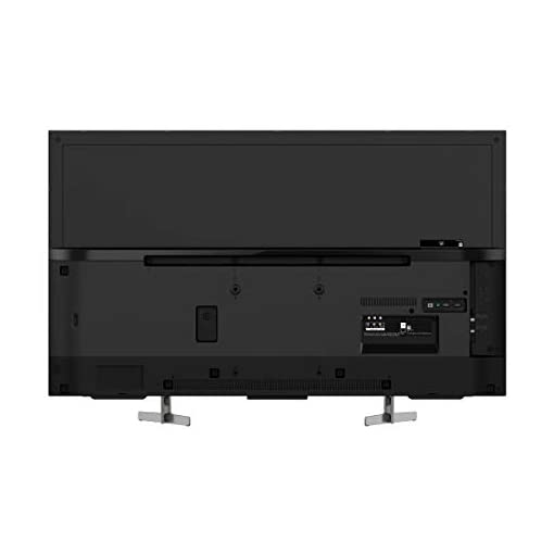 Sony BRAVIA KD49XG81 49-inch LED 4K HDR Ultra HD Smart Android TV with voice remote – Black (2019 model)