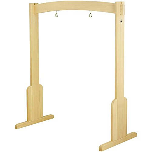 Percussion  Beech Wood Gong Stand, Large - Meinl TMWGS-L