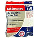 Sanitaire F&G Odor Eliminating Vacuum Bags - 5 pack