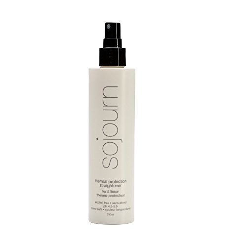 Sojourn Professional Thermal Protect Spray (8.5oz/250ml), Protect And Repair Hair From Hair Dryer, Flat/curling Iron, All Hair Types, Men And Women