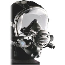 Ocean Reef Neptune Space Full Face Mask with 2'nd - Space Full Mask Face Neptune