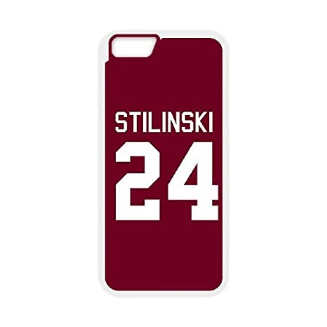 iPhone 6 4.7 Inch & iPhone 6s 4.7 Inch Cell Phone Case White Teen Wolf Stiles