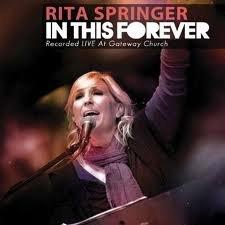 Books : RITA SPRINGER - In This Forever (Piano/Vocal/Guitar)