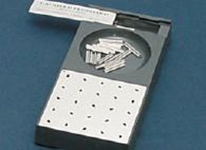 Grooved Pegboard Replacementpeg Set (30)
