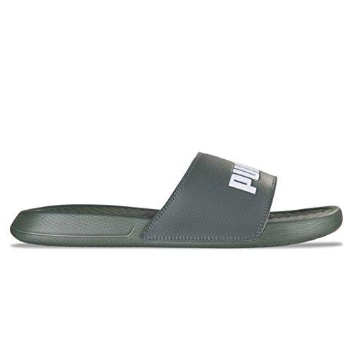 PUMA Mens Popcat Slide Sandal,