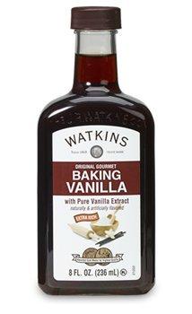 Strength Vanilla Extract - Watkins Baking Vanilla 8 ounces