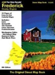 Read Online ADC Frederick County, Virginia Street Map PDF