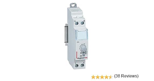 Legrand control del tiempo - Minutero modular 16a: Amazon.es ...