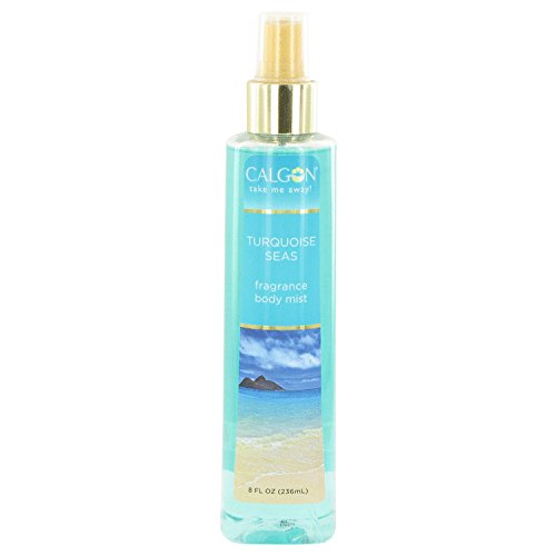 Calgon Take Me Away Turquoise Seas Perfume by Calgon, 8 oz B
