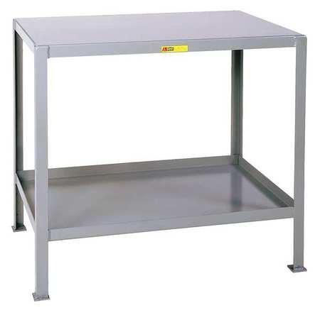 Fabulous Multi Shelf Machine Steel Top Workbench Size 32 5 H X 48 Creativecarmelina Interior Chair Design Creativecarmelinacom