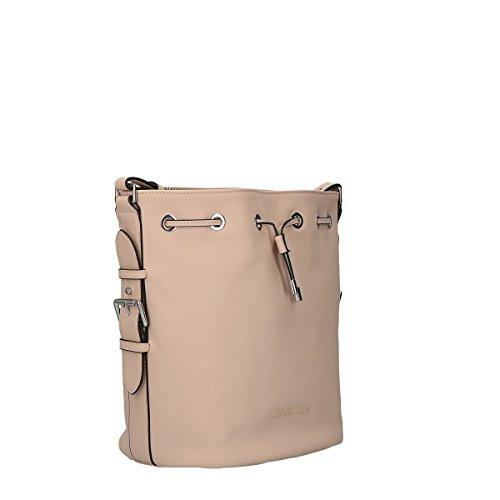 Armani Jeans shoulder bag woman Pvc Plastic Light Beige