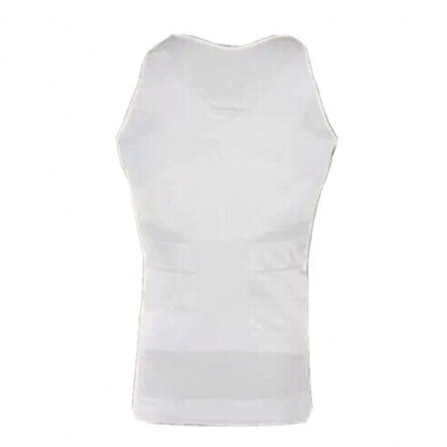 Magic Glyel Slim N Lift Slimming Shift for Men Firming Panels Shaping Vest