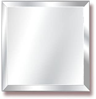 Amazoncom Bevelled X Mirror Can Be Used In A Variety Of Craft - 5x5 mirror tiles