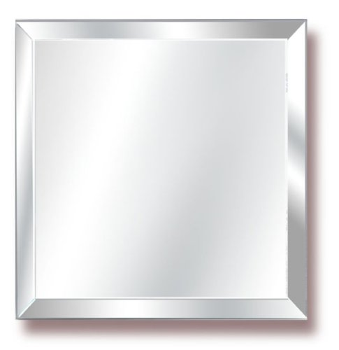 Bevelled 6x6 Mirror Makes A Great Base For Display Or As A