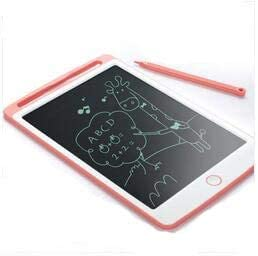 writing tablet 21.513.51cm electronic component material red suitable for children students Hongyushanghang LCD tablet 25.516.41.5cm Color : Red, Size : 21.513.51cm blue exquisite