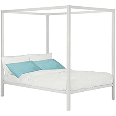 full canopy bed frame throughout twin size canopy bed frame
