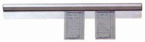 "American Metalcraft (AOR24) 24"" Aluminum Ticket Rack"