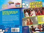 Disney Channel's Awesome Fan Book, Disney Book Group, 1423110919