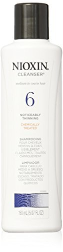 Nioxin System 6 Cleanser, 5.7 Ounce
