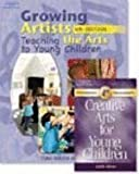 Growing Artists: Teaching Art to Young Children Package, Joan Bouza Koster, 1428318151