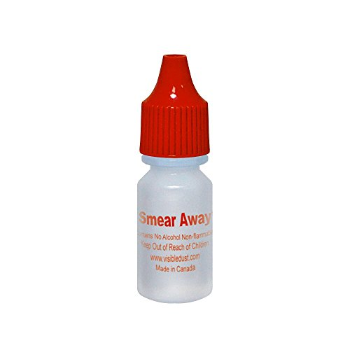 VisibleDust Smear Away liquid sensor cleaning solution - 0.27 oz   8 ml by VisibleDust