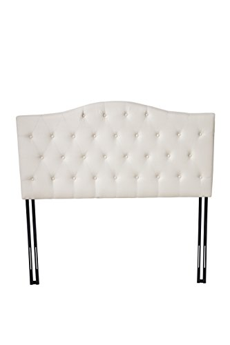 Divano Roma Furniture Cushioned Headboard