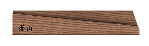 Cangshan 1021523 Solid Ash Wood Magnetic ANCHOR Knife Sheath Only for 9-Inch Carving Knife