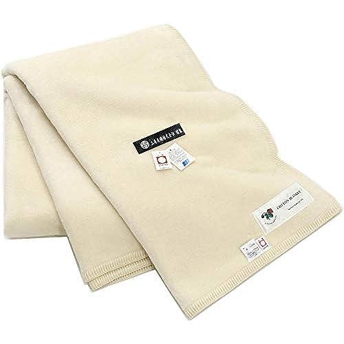 三井毛織 洗える 純粋 綿毛布